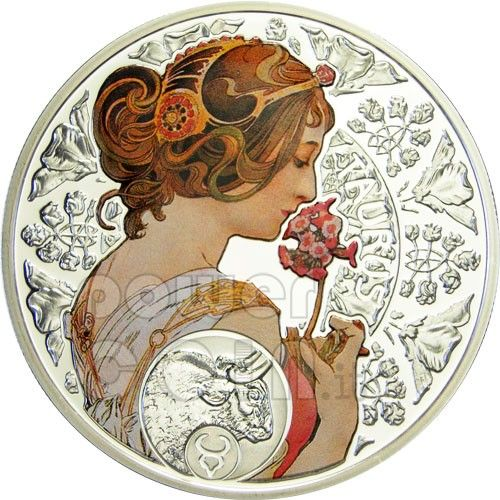 taurus-horoscope-zodiac-mucha-silver-coin-1-niue-island-2011