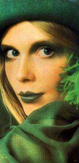 biba green lips